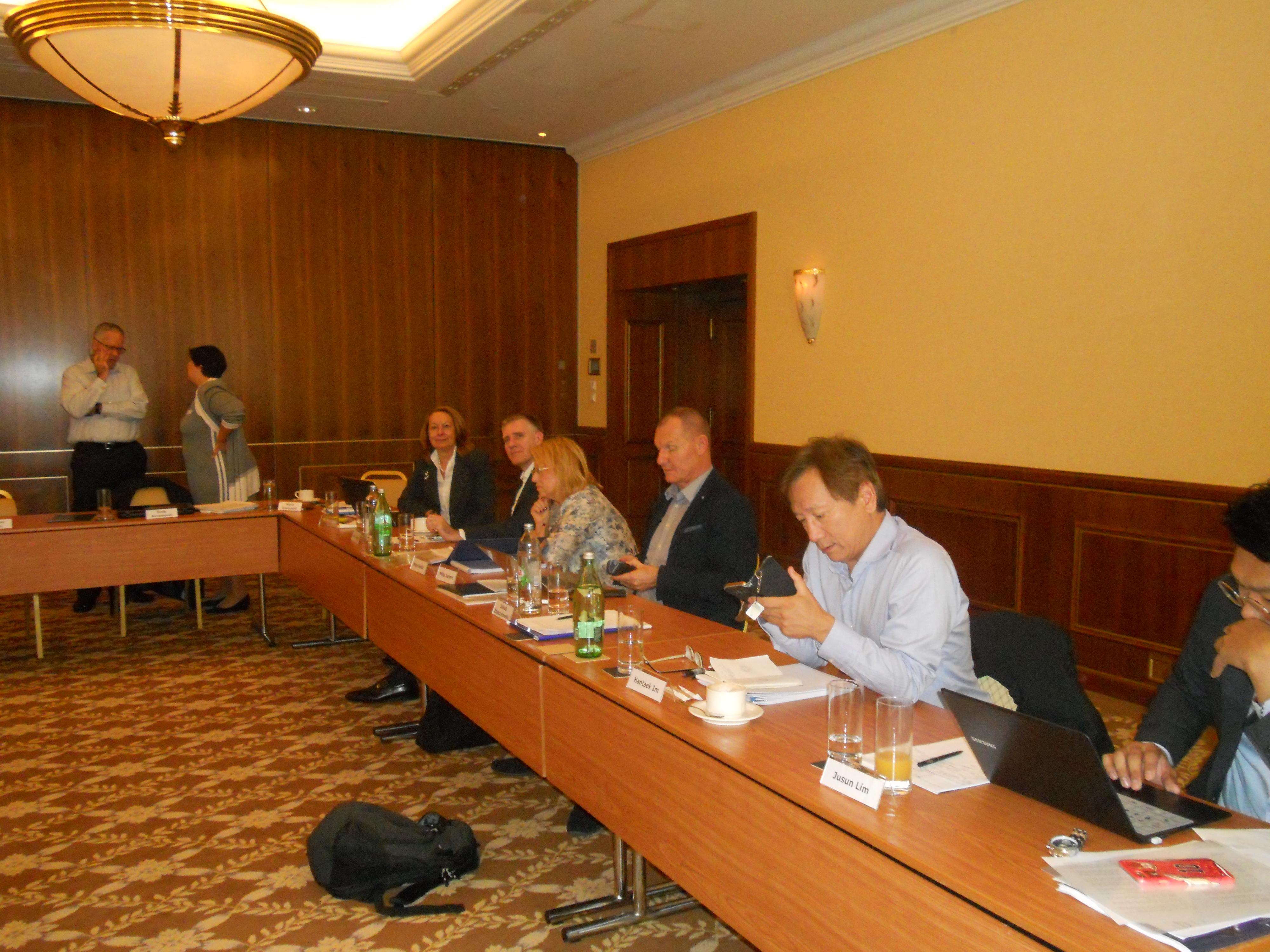 Престижна международна конференция за териториалните спорове в Азия и Източна Европа