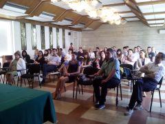 Институтът за държавата и правото при БАН проведе Пета национална конференция на докторантите в областта на правните науки